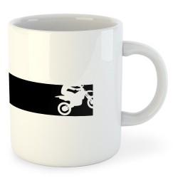 Taza Motociclismo Frame MX