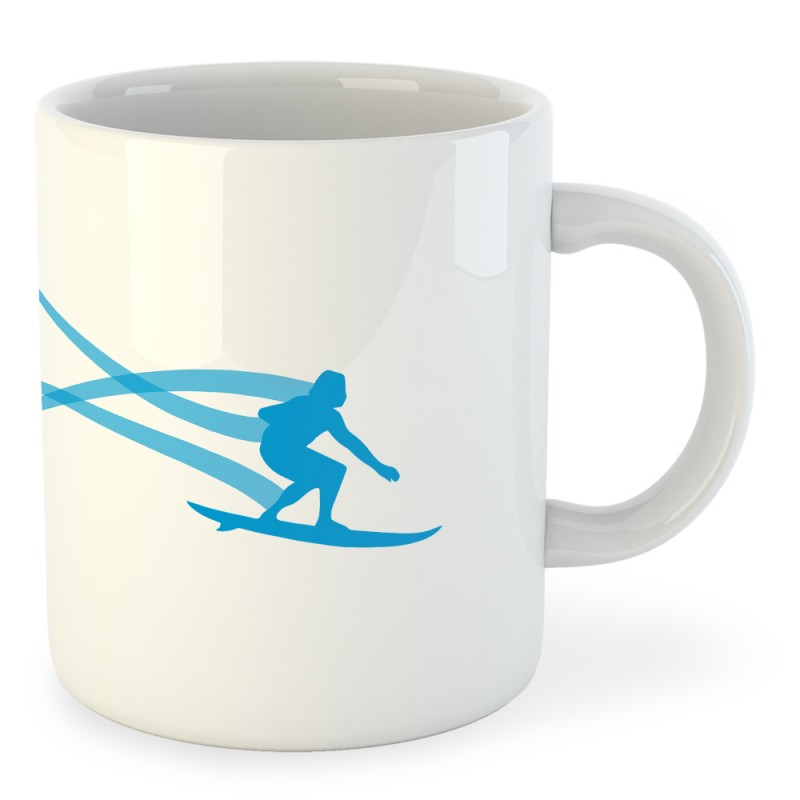 Taza Deportes Extremos Stella Surf