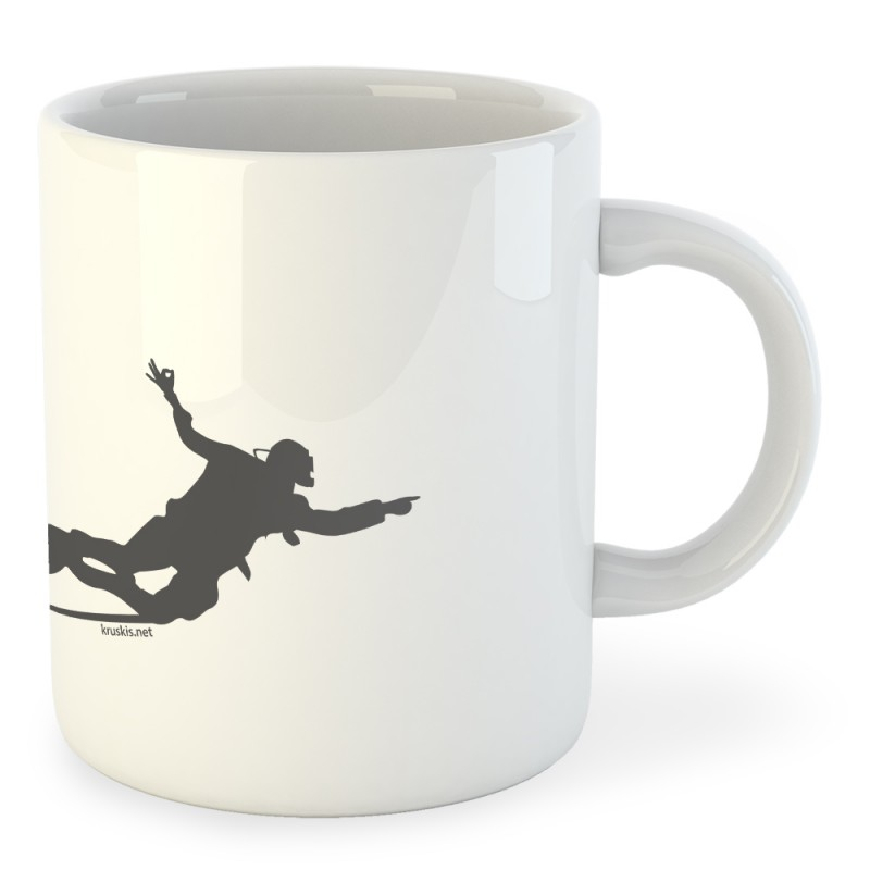 Taza Buceo Shadow Dive