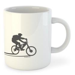 Taza Ciclismo Shadow MTB