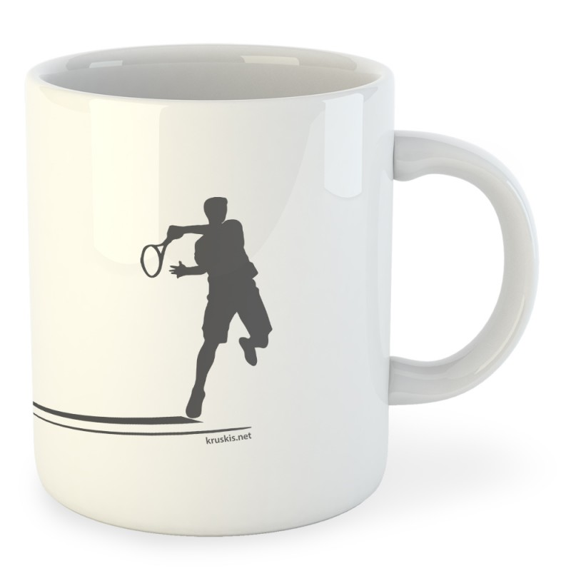 Taza Tennis Shadow Tennis