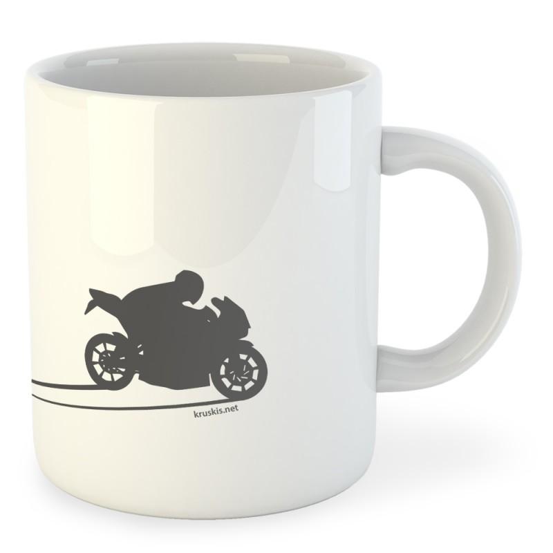 Taza Motociclismo Shadow Motorbike