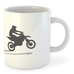 Taza Motociclismo Shadow Motocross