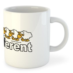 Taza Deportes Extremos Be Different Skate