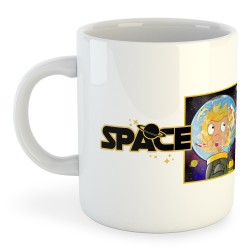 Taza Buceo Space Diver